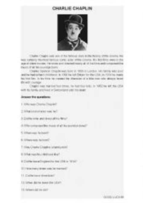 biography of charlie chaplin pdf english worksheets biography charlie chaplin
