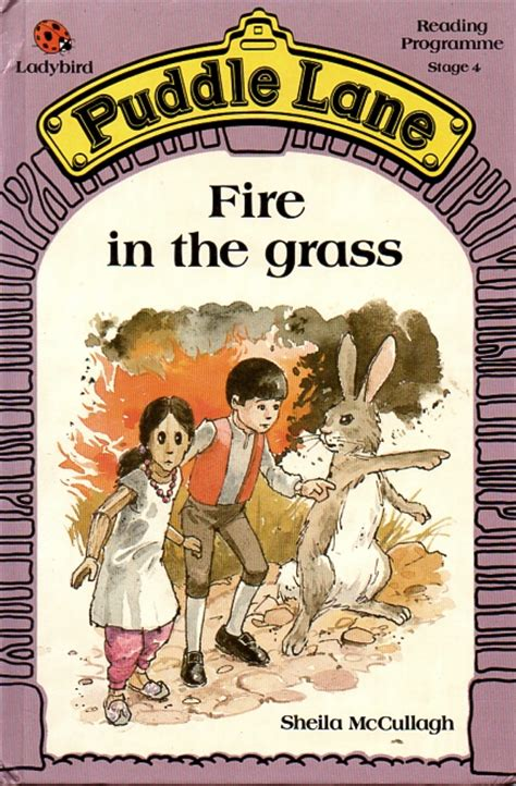 the scots the turf books bk 4 in the grass ladybird book puddle series