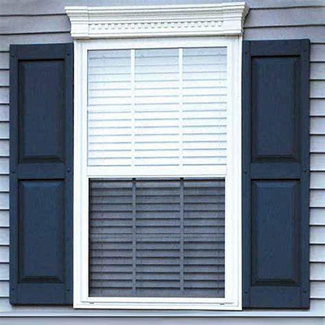 exterior vinyl shutters for windows
