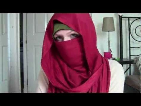 niqab tutorial desert rose beautiful easy niqab style niqab tutorial desert rose