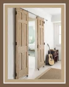 Diy Barn Door Interior Budget Diy Sliding Barn Doors Content In A Cottage