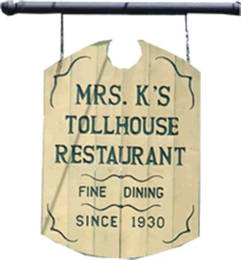 mrs k toll house mrs k s toll house mrskstollhouse twitter