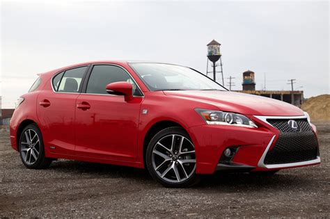 2014 lexus ct 200h spin photo gallery autoblog