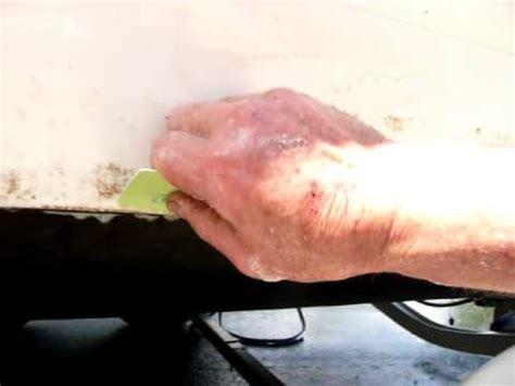 boat hull protection film boat hull protection eliminates use of acid for marine
