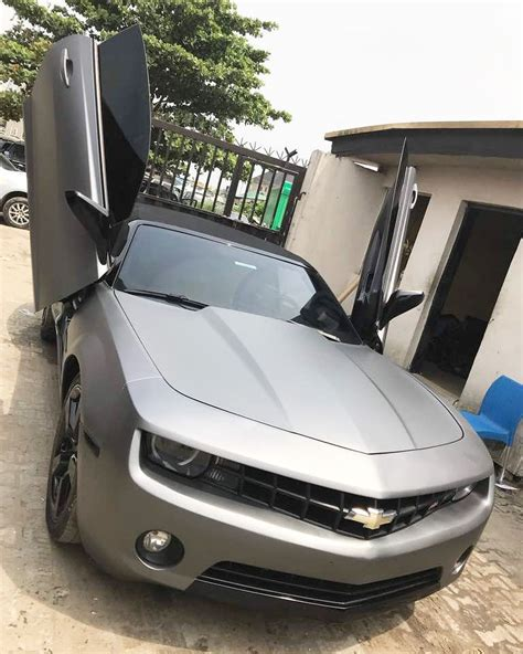 renovating a cer nollywood star alex ekubo shares photos of his newly