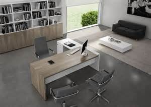 Modern Office Furniture 25 Best Ideas About Contemporary Office Desk On Office Images Grey Study Desks And