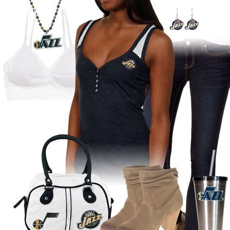 Tank Cover Jazz 20 best images about utah jazz fashion style fan gear on jean jacket