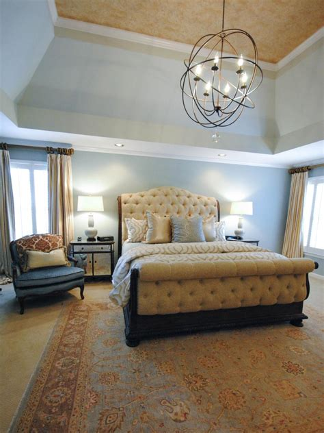 chandeliers in bedrooms pictures of dreamy bedroom chandeliers hgtv