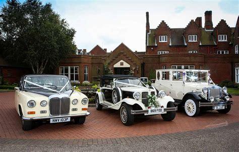 Wedding Car Hire Norfolk   Silverline Limousines