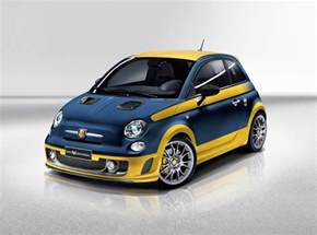 Fiat Abarth 2013 2013 Fiat 500 Abarth Fuori Serie Photo Gallery Autoblog