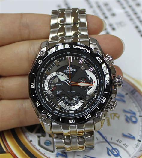 Casio Edifice Ef 550 Oribm reloj casio edifice ef 550d 1av 100 nuevo en caja s
