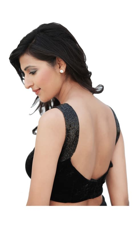 Black Sleeveless Blouse With Saree by 29 Best Images About Saree Blouse Patterns On