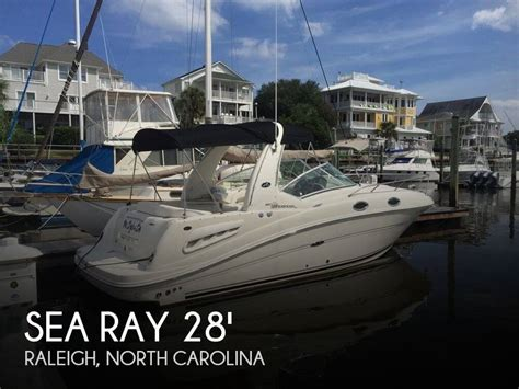 boat dealers in raleigh nc area canceled sea ray 260 sundancer boat in raleigh nc 085014