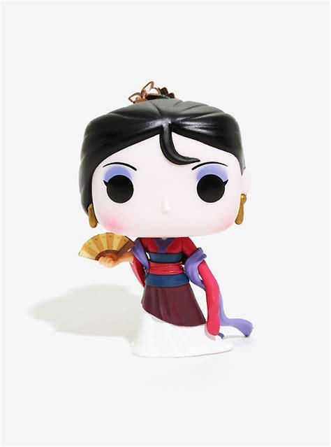 Pop Disney Disney Princess Mulan By Funko funko pop disney mulan vinyl figure boxlunch