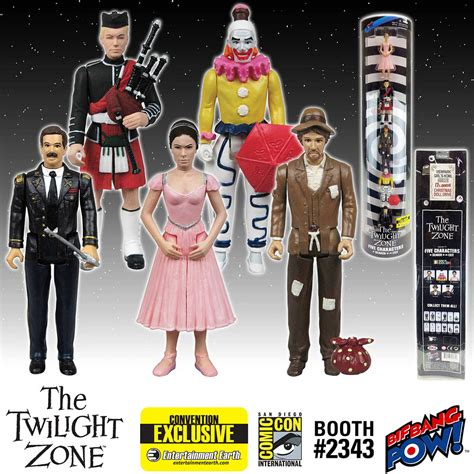 Five In Search Of An Exit Top 5 Spine Tingling The Twilight Zone Products From Bif Pow