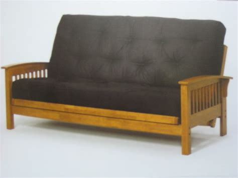 Wood Futon Frame Only Comparing Wooden Futon Frame Awesome Homes