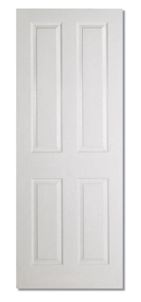 4 Panel Interior Door by Textured Four Panel Interior Door Tst3 163 33 00
