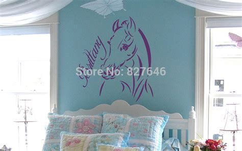 custom vinyl wall murals custom name text vinyl wall decal quote modern home