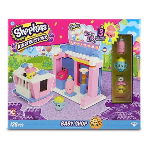 Shopkins Flower Stand shopkins kinstructions flower stand