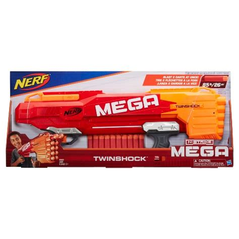 Amazon Kitchen Furniture by Nerf N Strike Mega Twinshock Target