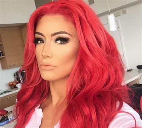 eva marie hair dye eva marie looking like a doll httpdailywrestlingnewsp68437
