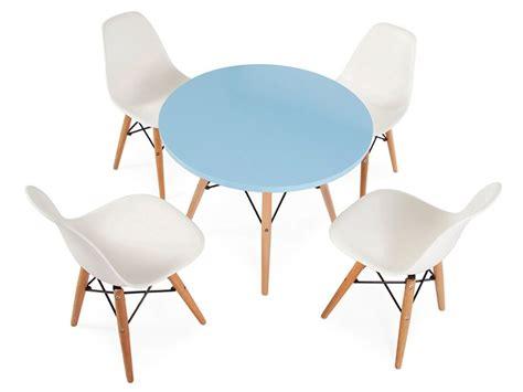 tavolo sedia bambino tavolo bambino eames 4 sedie dsw