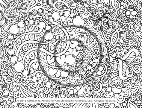 valentines day coloring pages hard instant pdf digital download coloring page hand drawn