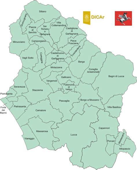 www provincia it banche dati lavoro accelerogrammi di riferimento provincia di lucca