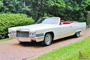 Cadillac 1970 Convertible Absoulty The Best 1970 Cadillac Conertible For