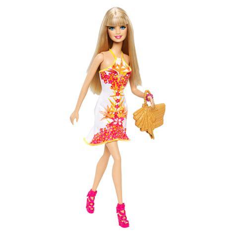 Barbie Amies Mode Tropiques Barbie Mattel : King Jouet