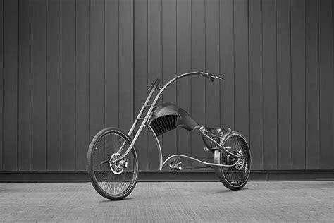 chopper tasarimina sahip efsane  bisiklet archont