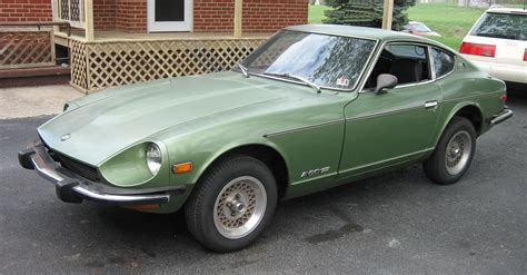 1974 nissan 260z 1974 datsun 260z information and photos momentcar