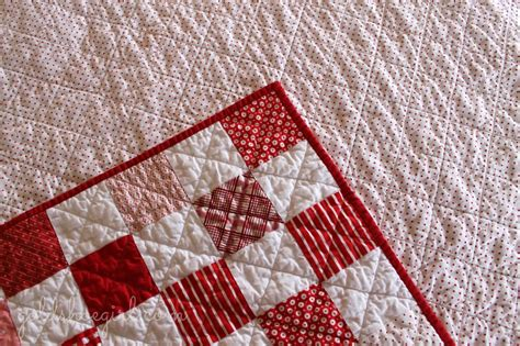White Patchwork Quilt - gold shoe white patchwork quilt