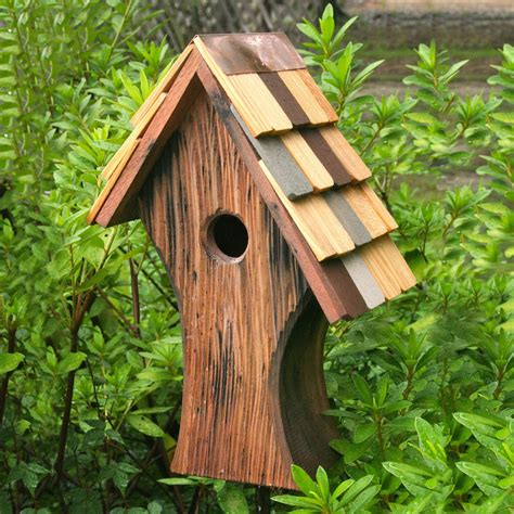 heartwood 197a nottingham antique cypress bird house atg