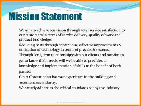 Trainer Resume Example by 7 Mission Statement Construction Case Statement 2017