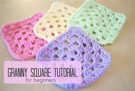Video Tutorial Granny Square | photos video tutorial granny square for beginners step