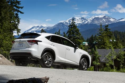 lexus canada canada gets tweaked 2017 lexus nx from cad 42 750 types