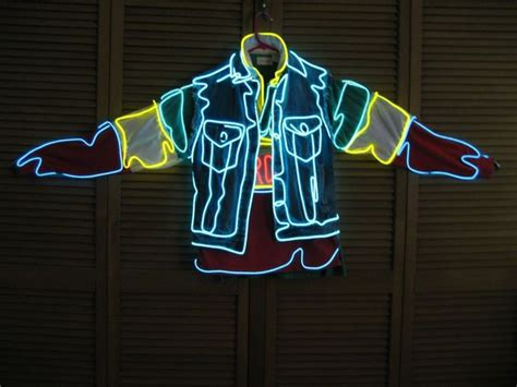 light up pictures 25 best ideas about el wire costume on light