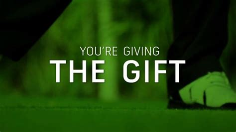 Golf Now Gift Card - golfnow com gift card tv spot gift giving ispot tv