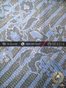 Kain Batik Tulis Motif Parang Uwer Hitam jual kain batik tulis warna alam indigo motif parang