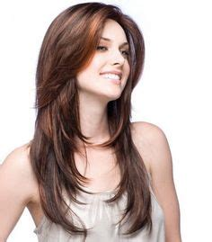 hairstyles with lots of crown layers chunky layers long hair layered haircuts long faces