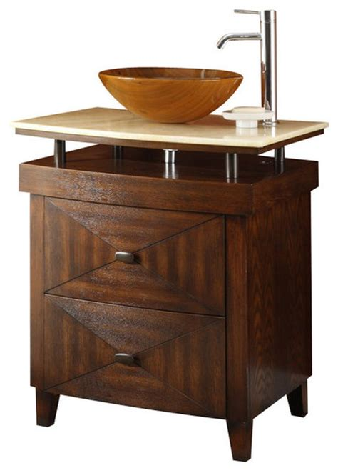 28 Bathroom Vanity With Sink 28 Quot Onyx Counter Top Verdana Vessel Sink Bathroom Sink Vanity Sw029 Contemporary Bathroom