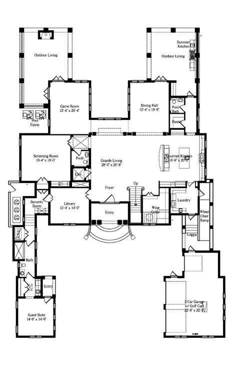 house plan 64727 at familyhomeplans