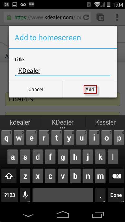 FAQ K Dealer.com