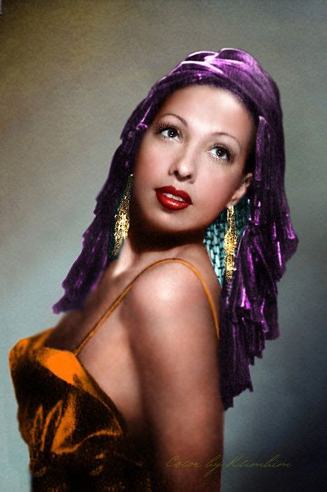 josephine baker in color 17 best ideas about josephine baker on