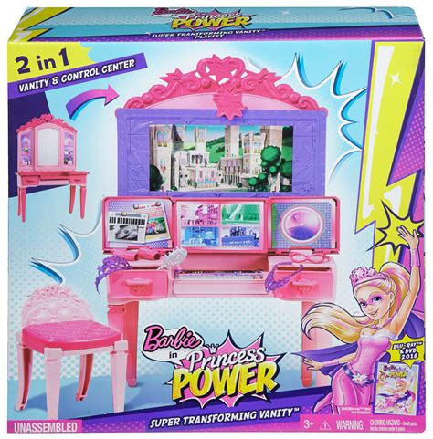 Vanity Playset by Princess Power Vanity Playset Co