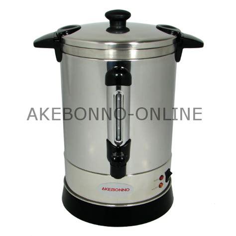 Juicer Akebono peralatan minum akebonno coffee tea boiler zj200