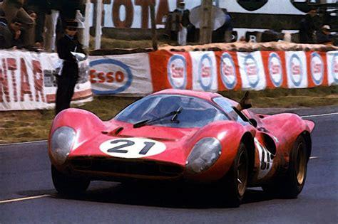 Ferrari 330 P4 2nd Le Mans 1967 #21 1:43   Looksmart Models