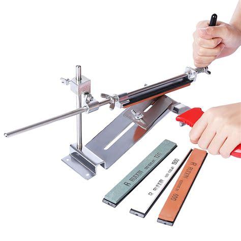 kitchen knives sharpening knife sharpener ruixin pro iii all iron steel professional