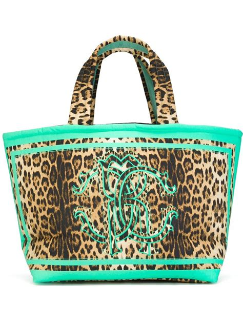 Roberto Cavalli Zebra Print Drawstring Bag Purses Designer Handbags And Reviews At The Purse Page by Roberto Cavalli Leopard Print Large Tote In Brown Lyst